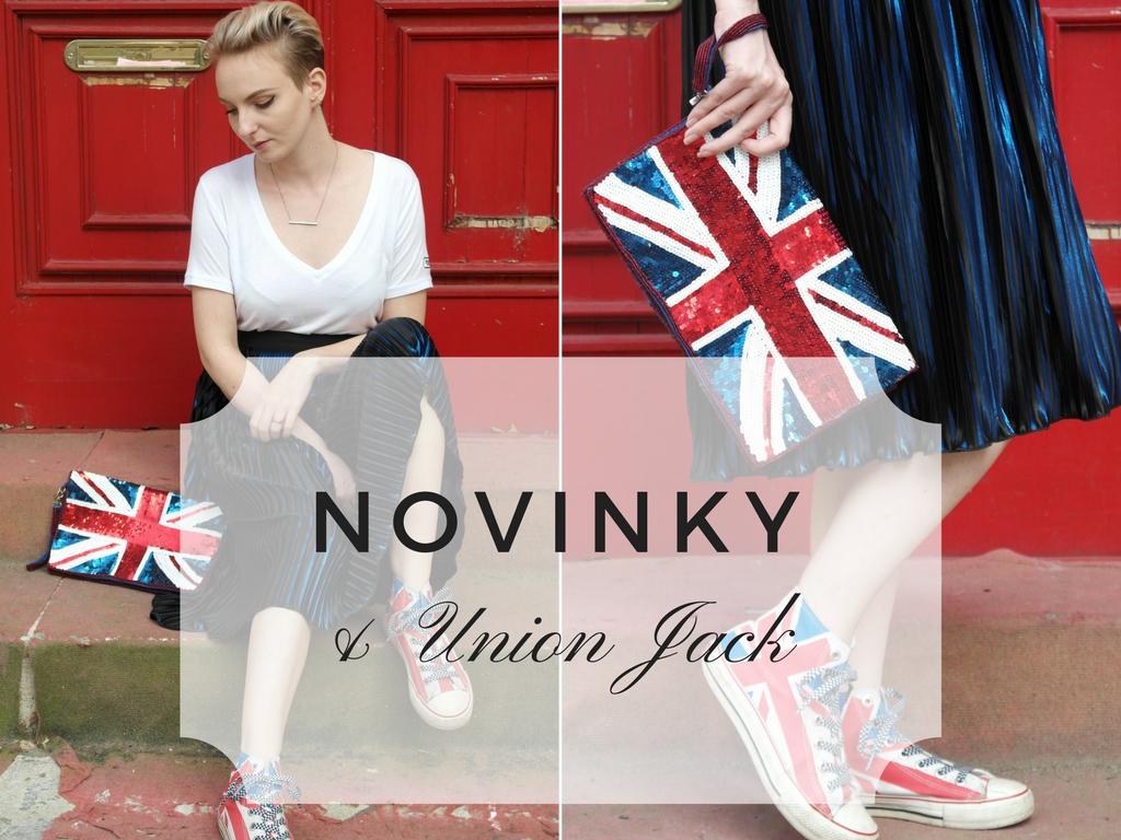 Novinky & Union Jack