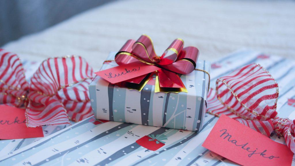 vianočný darček