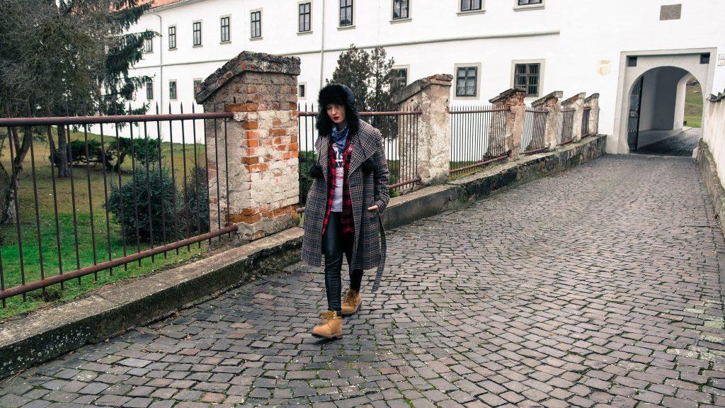 zimný kabát