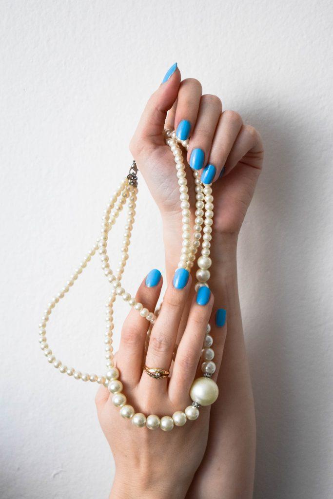 krásne ruky